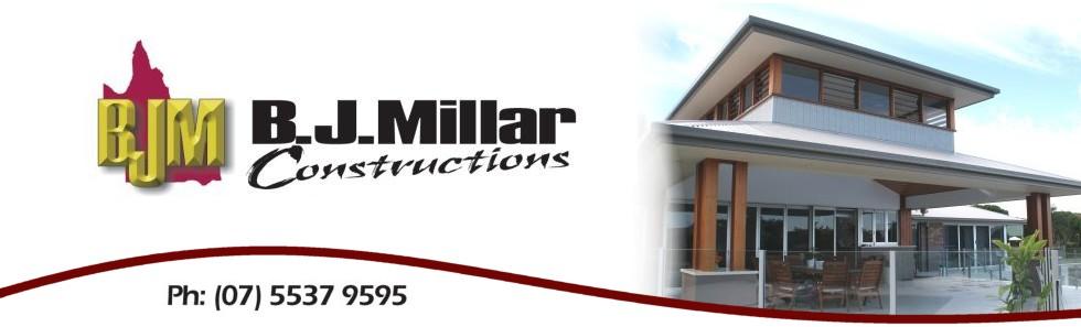BJ Millar Constructions